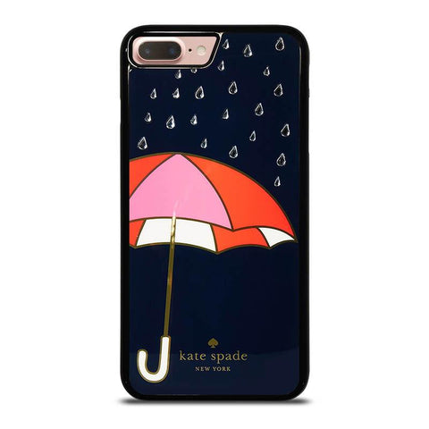 NAVY-UMBRELLA-KATE-SPADE-iphone-8-plus-case-cover