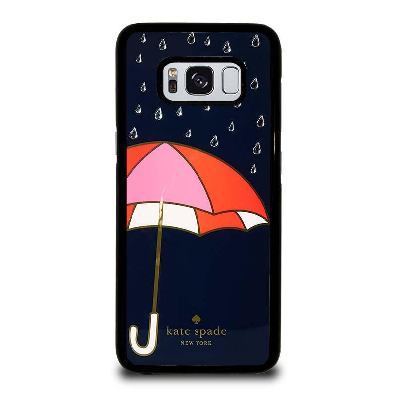 sports shoes be859 4c48d NAVY UMBRELLA KATE SPADE Samsung Galaxy S8 Case Cover - Favocase