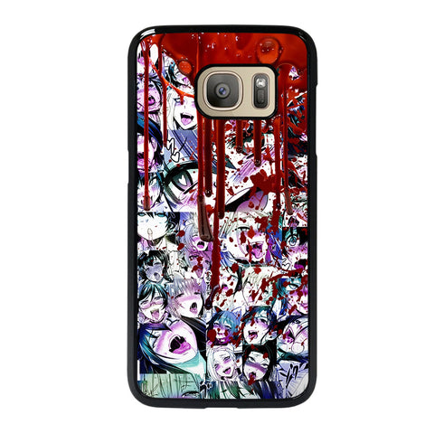 NEW AHEGAO MANGA COMIC-samsung-galaxy-S7-case-cover
