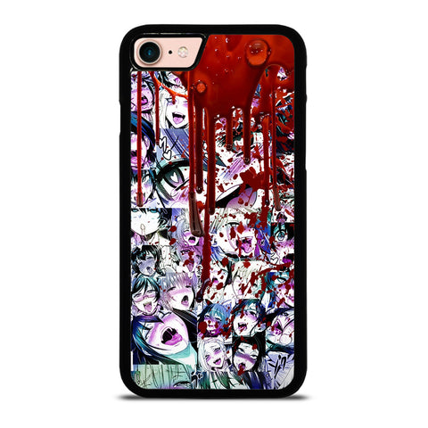 NEW AHEGAO MANGA COMIC-iphone-8-case-cover