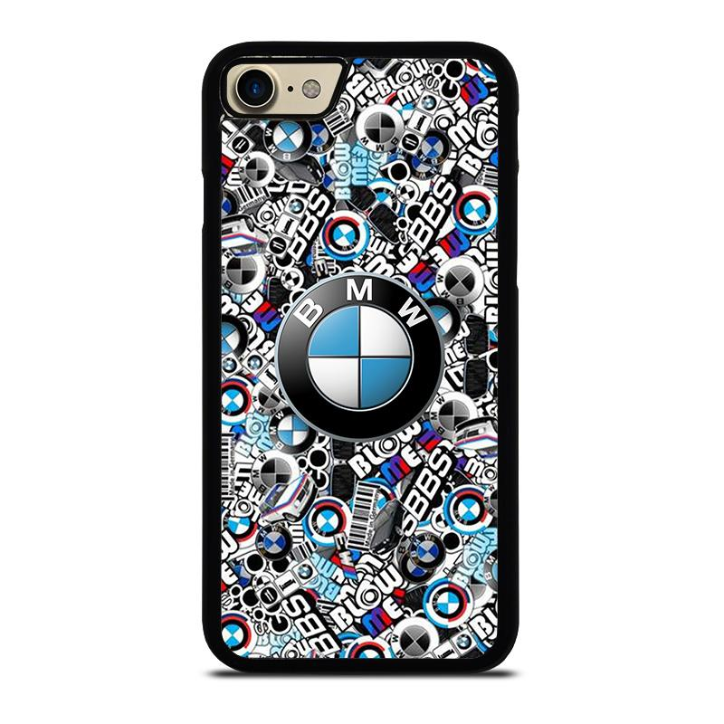 the latest 63602 1b1e3 NEW BMW STICKER BOMB iPhone 7 Case Cover - Favocase