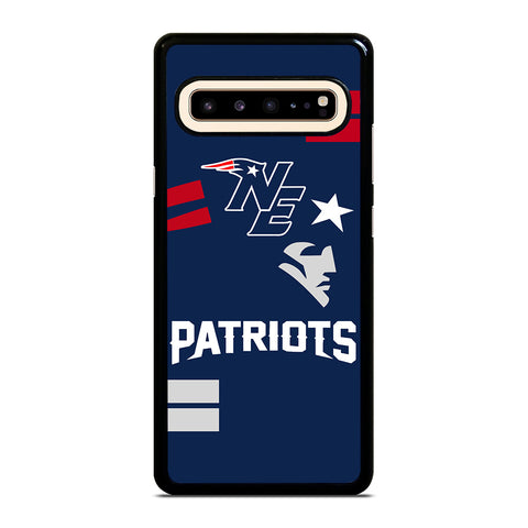 NEW ENGLAND PATRIOTS NFL-samsung-galaxy-s10-5g-case-cover
