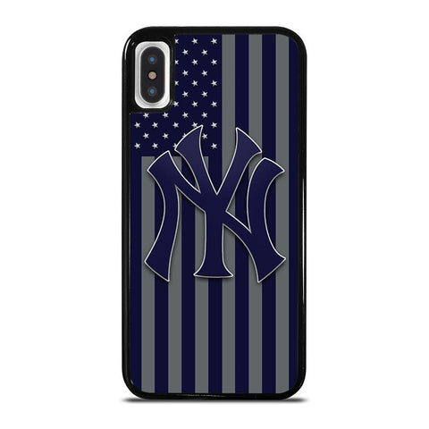 NEW YORK YANKEES ICON 2-iphone-x-case-cover