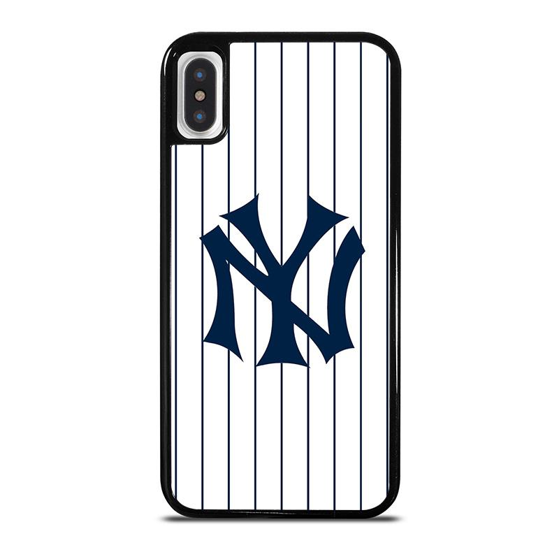 best service d6af7 7fed2 NEW YORK YANKEES JESEY LOGO iPhone X / XS Case Cover - Favocase