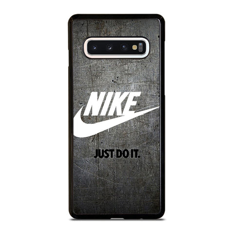 NIKE JUST DO IT-samsung-galaxy-S10-case-cover