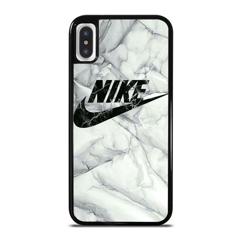 NIKE MARBLE-iphone-x-case-cover