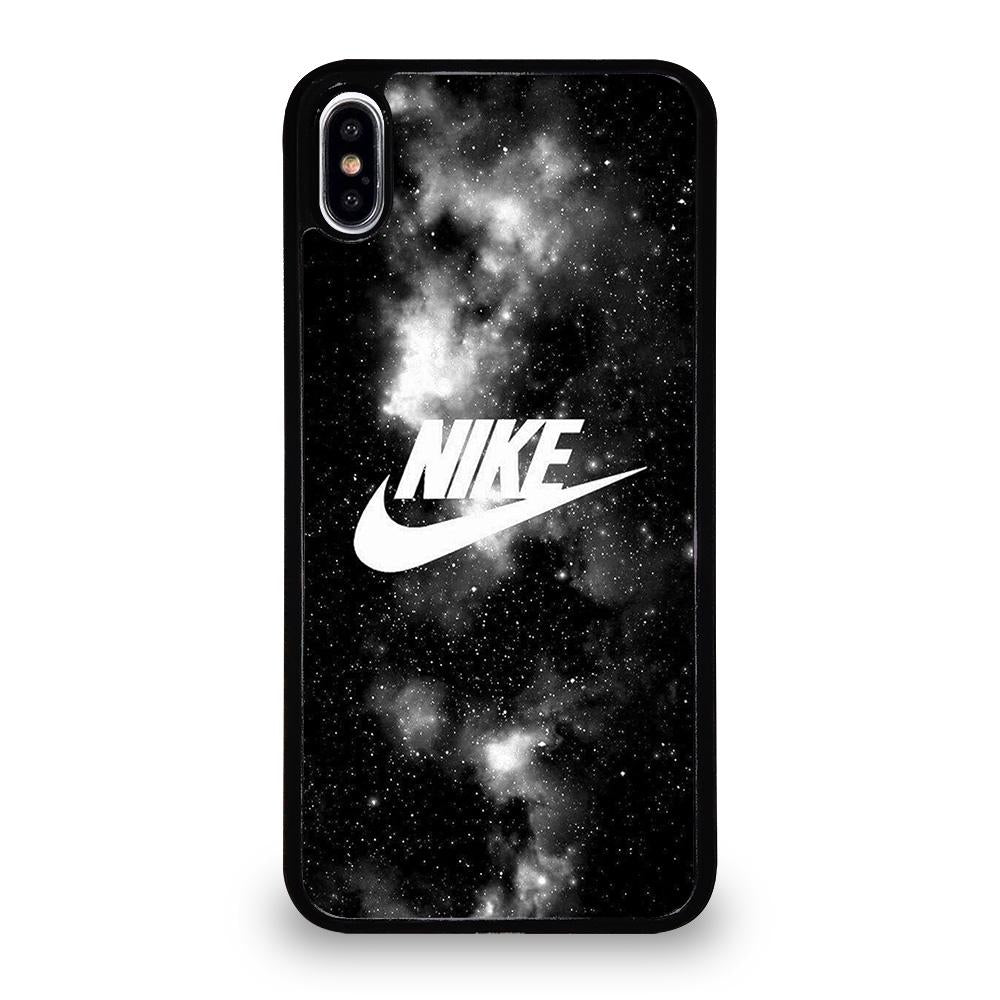 brand new c39df 8200d NIKE SKY NIGHT LOGO iPhone XS Max Case Cover - Favocase