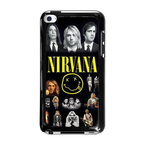 NIRVANA-ipod-touch-4-case-cover