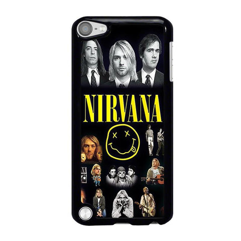 NIRVANA-ipod-touch-5-case-cover
