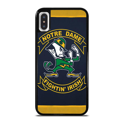 NOTRE DAME FIGHTING IRISH 2-iphone-x-case-cover