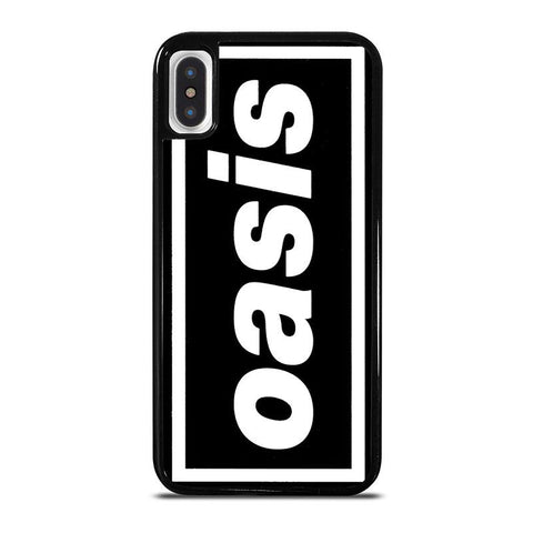 OASIS-iphone-x-case-cover