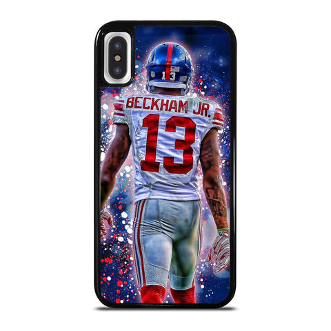 ODELL BECKHAM JR 13-iphone-x-case-cover