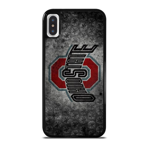 OHIO STATE FOOTBALL ICON,-iphone-x-case-cover