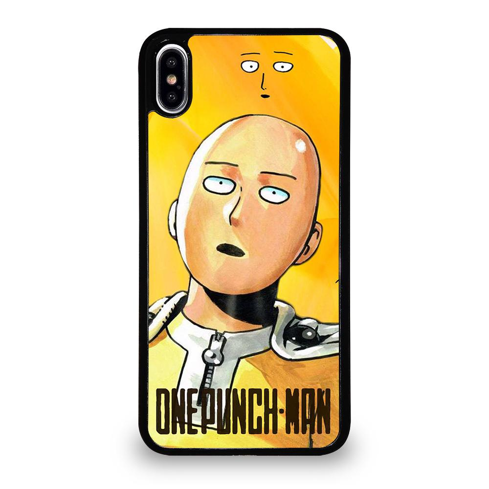 One Punch Man Design iphone case