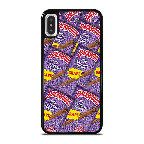 ONLY BACKWOODS CIGAR 2-iphone-x-case-cover