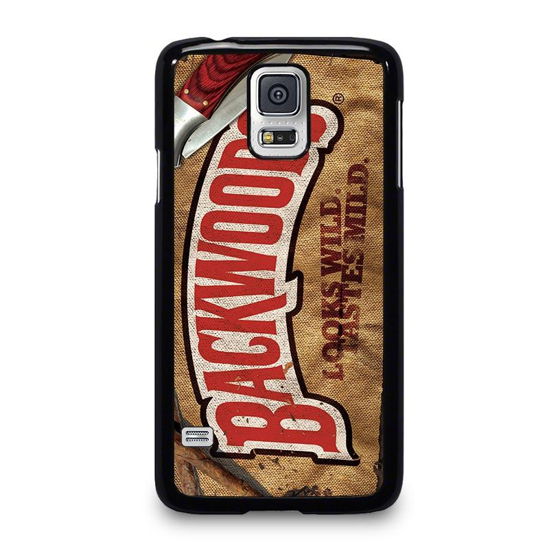 san francisco 6fe0e 29e76 ONLY BACKWOODS CIGAR Samsung Galaxy S5 Case Cover - Favocase