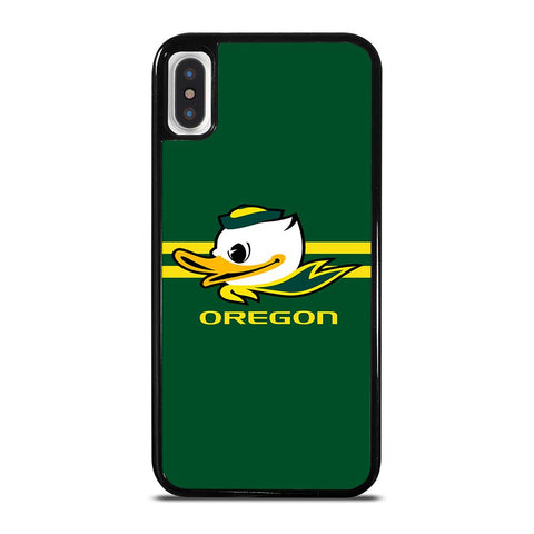 OREGON DUCKS ICON-iphone-x-case-cover