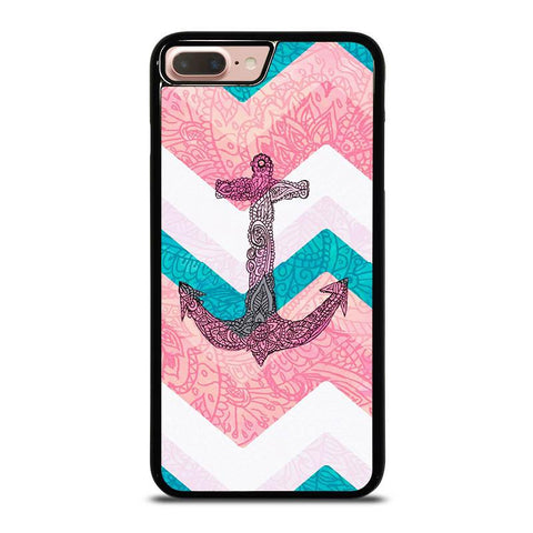 PAISLEY-TRIBAL-NAUTICAL-ANCHOR-iphone-8-plus-case-cover