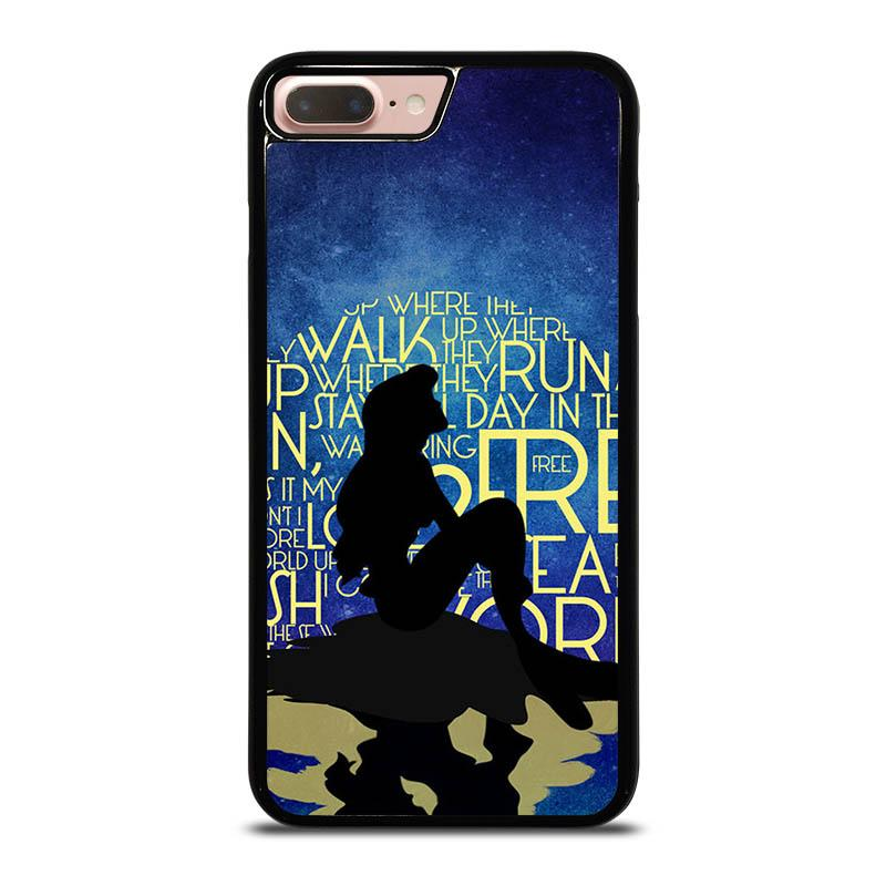 big sale fede5 f8080 PART OF YOUR WORLD ARIEL LITTLE MERMAID iPhone 8 Plus Case Cover - Favocase