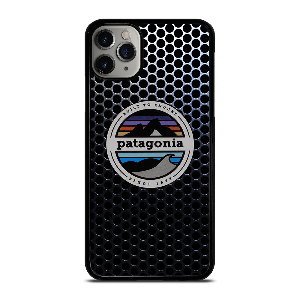 Patterns on Patagonia iPhone 11 case
