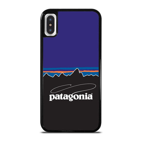 PATAGONIA FISHING NEW LOGO 2-iphone-x-case-cover