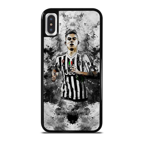 PAULO DYBALA JUVENTUS ART-iphone-x-case-cover