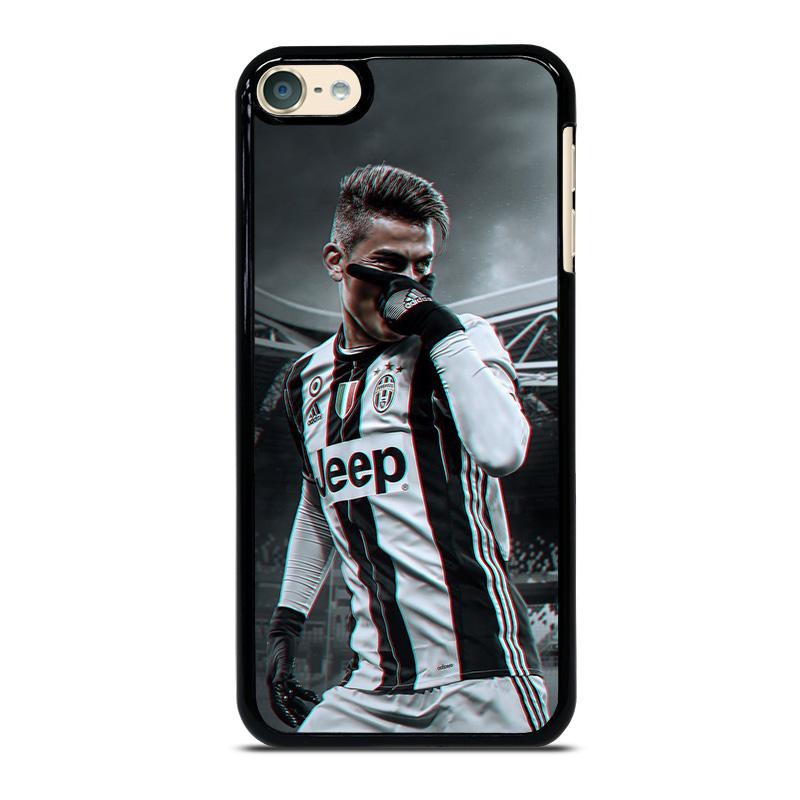 low priced e5d2f 43a0b PAULO DYBALA MASK iPod Touch 6 Case Cover - Favocase