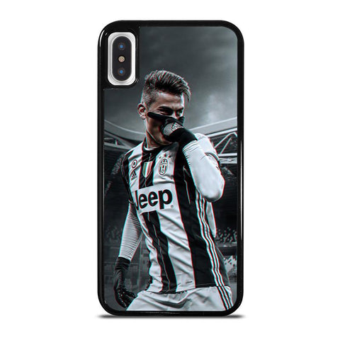 PAULO DYBALA MASK-iphone-x-case-cover