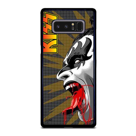 PAUL-STANLEY-KISS-BAND-samsung-galaxy-note-8-case-cover