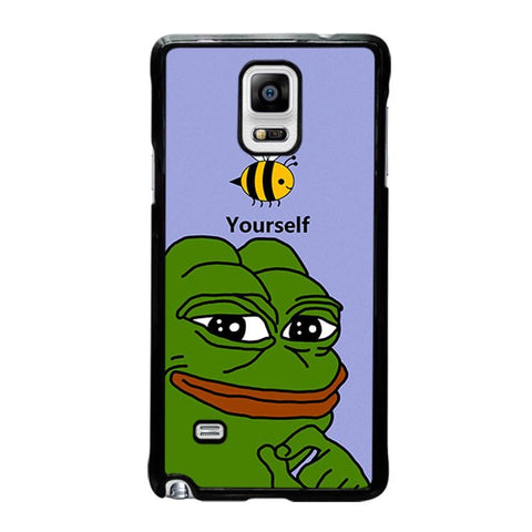 PEPE-THE-SMUG-FROG-samsung-galaxy-note-4-case-cover
