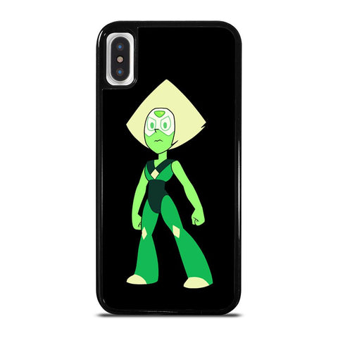 PERIDOT STEVEN UNIVERSE-iphone-x-case-cover