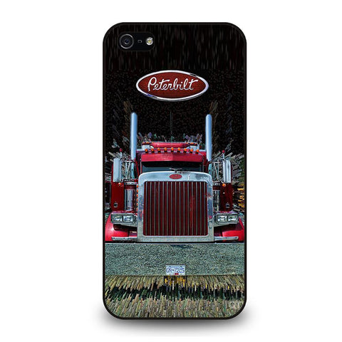 PETERBILT TRUCK-iphone-5-5s-se-case-cover
