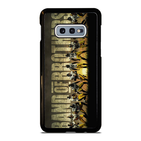 PITTSBURGH STEELERS BAND OF BROTHERS-samsung-galaxy-S10e-case-cover