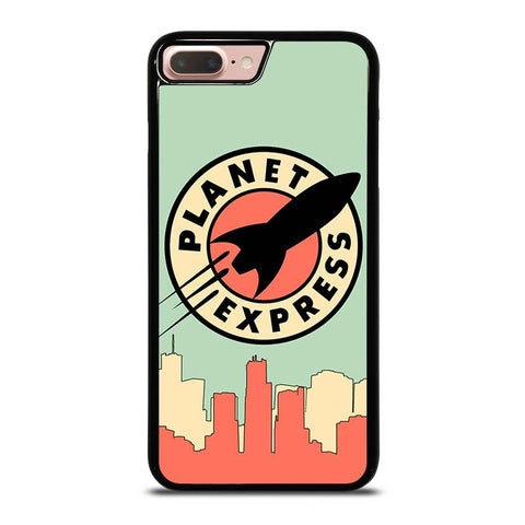 PLANET-EXPRESS-FUTURAMA-iphone-8-plus-case-cover
