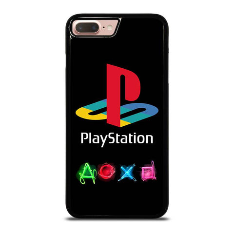 PLAY-STATION-CLASSIC-LOGO-iphone-8-plus-case-cover