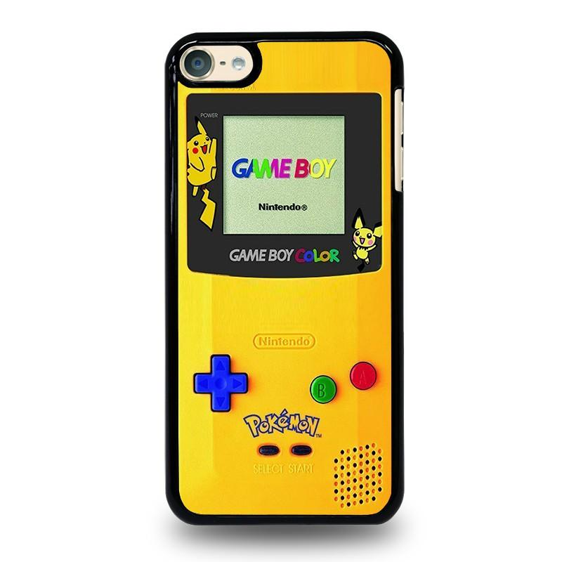 super popular 9a21f c021c POKEMON GAME BOY iPod Touch 6 Case Cover - Favocase