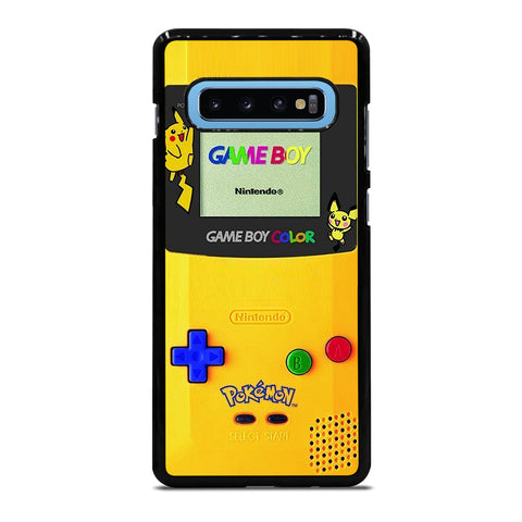 POKEMON GAME BOY Samsung Galaxy S10 Plus Case - Best Custom Phone Cover Cool Personalized Design