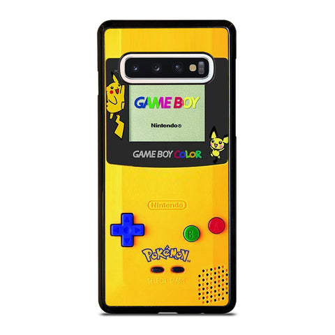 POKEMON GAME BOY-samsung-galaxy-S10-case-cover