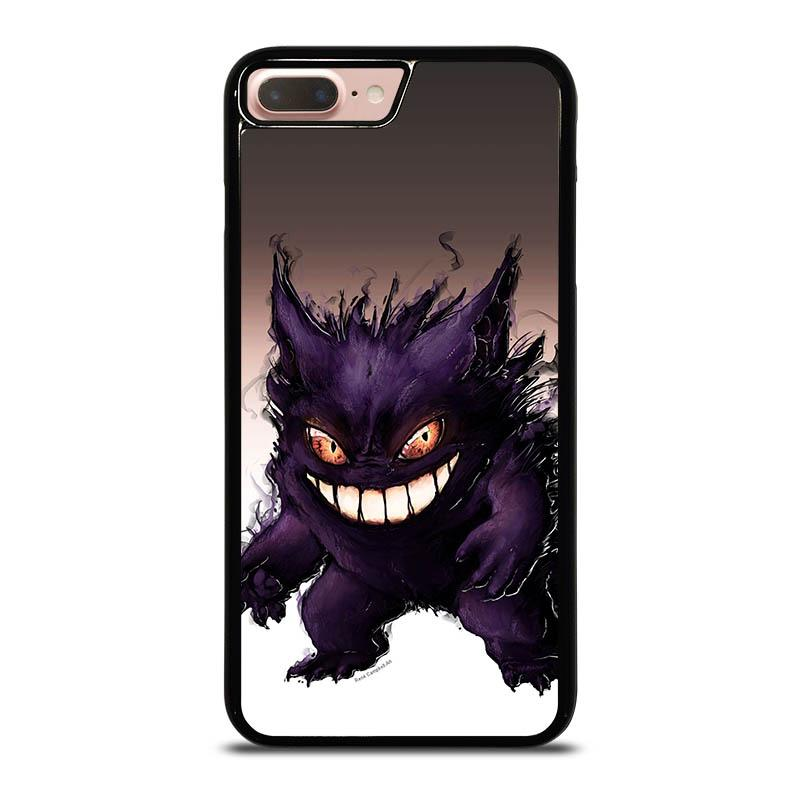 new product 7b26a 0818b POKEMON GENGAR iPhone 8 Plus Case Cover - Favocase