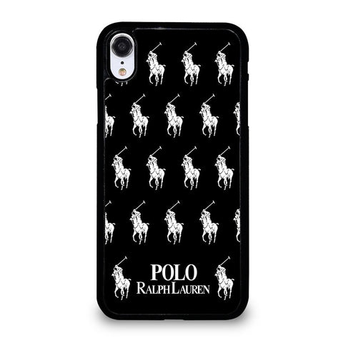 POLO RALPH LAUREN COLLAGE LOGO-iphone-xr-case-cover