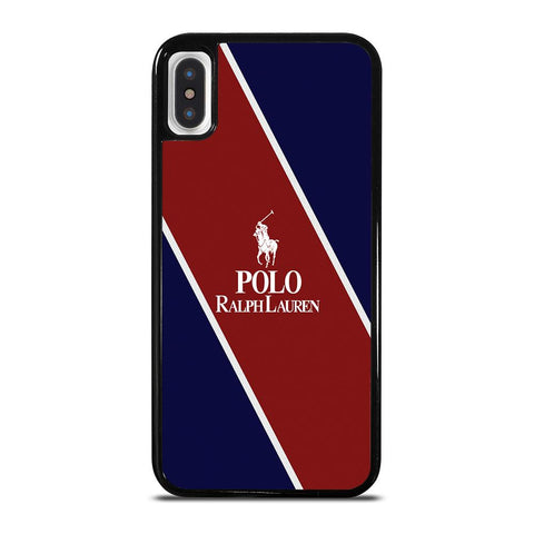 POLO RALPH LAUREN LOGO 2-iphone-x-case-cover