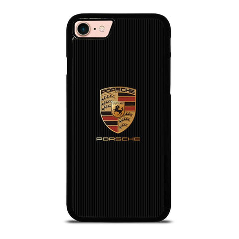 PORSCHE-LOGO-iphone-8-case-cover