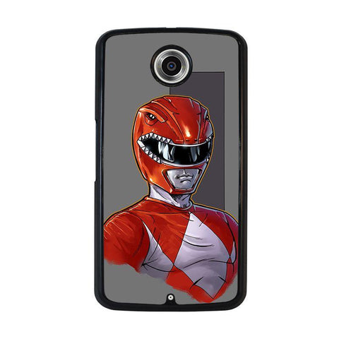 POWER-RANGERS-RED-nexus-6-case-cover