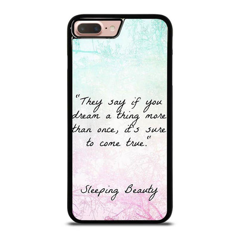 PRINCESS-AURORA-QUOTES-iphone-8-plus-case-cover