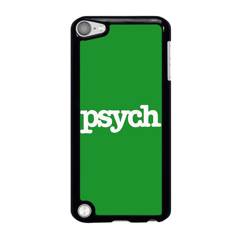 PSYCH-ipod-touch-5-case-cover