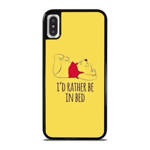 QUOTES WINNIE THE POOH-iphone-x-case-cover