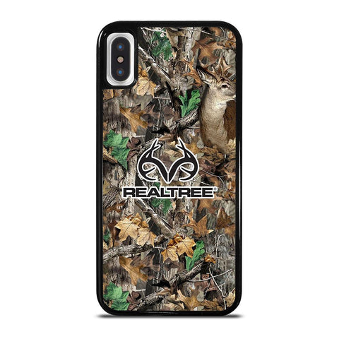 REALTREE CAMO 2-iphone-x-case-cover