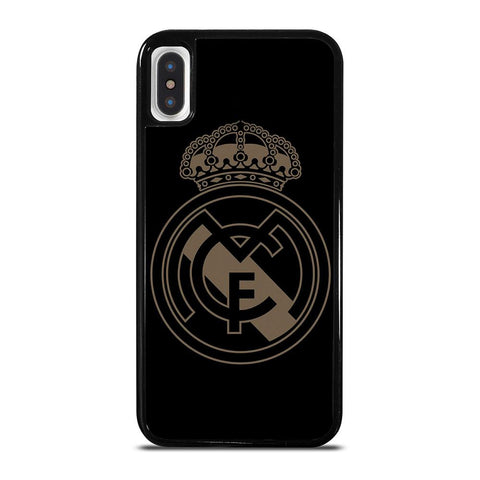 REAL MADRID ICON-iphone-x-case-cover