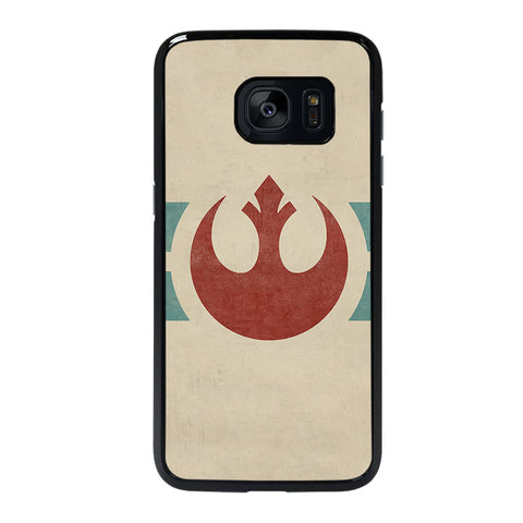 REBEL ALLIANCE LOGO-samsung-galaxy-s7-edge-case-cover