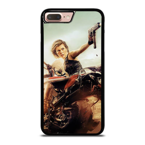 RESIDENT-EVIL-MILLA-JOVOVICH-iphone-8-plus-case-cover